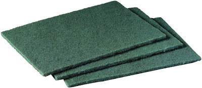 "Scotch-Brite 96-20 General Purpose Scouring Pad, 9"" Length x 6"" Width (Case of 2"
