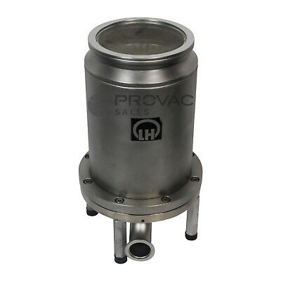 Leybold TMP-450 Turbo Pump, ISO160 Inlet, Rebuilt By Provac Sales, Inc.