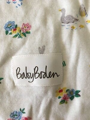 Baby Boden Fabric Bag