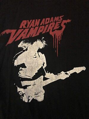 Ryan Adams Rx Shirt L Vampires