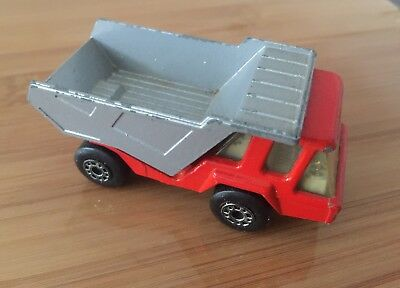 MATCHBOX SUPERFAST No 23 ATLAS MADE IN ENGLAND  1975