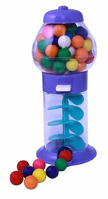 Bubble Gum Machine Bank Classic Vintage Doubble Candy Dispenser Gumball Kids