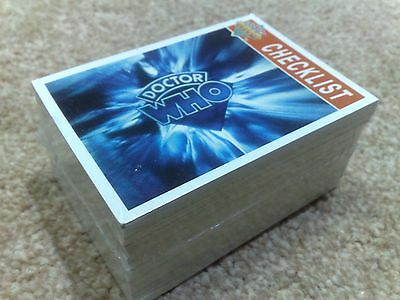 DOCTOR WHO Series 3  Factory + Master Card Foil Card RARE - Cornerstone