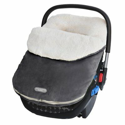 Baby Car Seat Cover Infant Newborn Canopy Nursing Winter Warm Comfort Travel