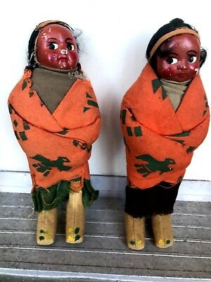 Early Vintage,  Skookum dolls