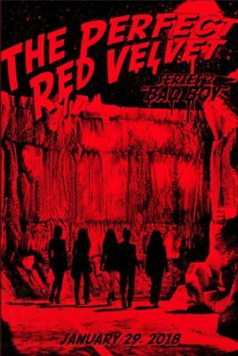 RED VELVET - THE PERFECT RED VELVET - 2ND ALBUM Repackage Booklet