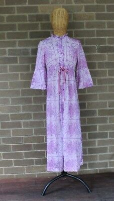 1960's Pink Night / Dressing Gown