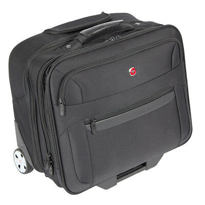 WENGER Business Trolley, W73012295, Notebook Tasche, Trolley, Handgepäck, NEU