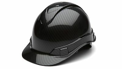 Pyramex Safety HP44117S Ridgeline Cap Style Hard Hat, One Size, Gray (Shi... New