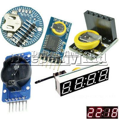 DS3231/DS3231SN 3.3V 5V RTC I2C Real Time Clock Module for Arduino Raspberry Pi
