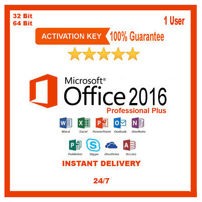microsoft office 2016  64 bit with activator