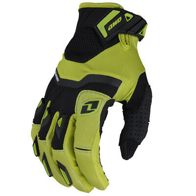 ONE Ind - ARMADA GREEN/BLACK - ADULT Gloves - DIRT BIKE OFF-ROAD MX MOTOCROSS