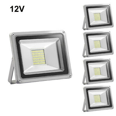 30w 12v led floodlight outdoor garden yard security smd flood light 5x 30w 12v led floodlight outdoor garden wall security smd flood lamp ip65 cool aloadofball Image collections