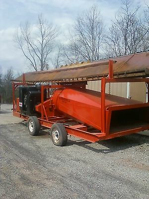 BRUSH BURNER / TRENCH BURNERS/  McPherson . Air Curtain . Pit Burners