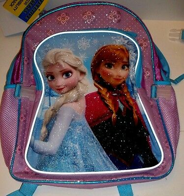Disney Frozen Back Pack with Detachable Lunch Kit