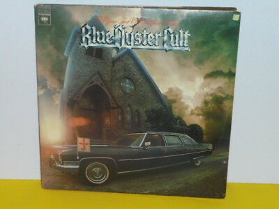 Doppel - Lp - Blue Öyster Cult - On Your Feet Or On Your Knees