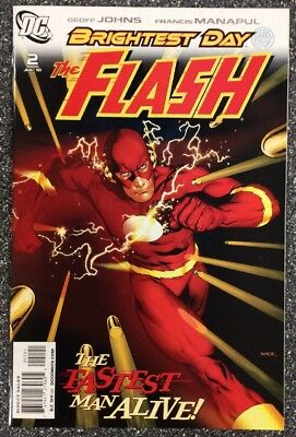 The Flash #2 (2010) Ryan Sook Variant.