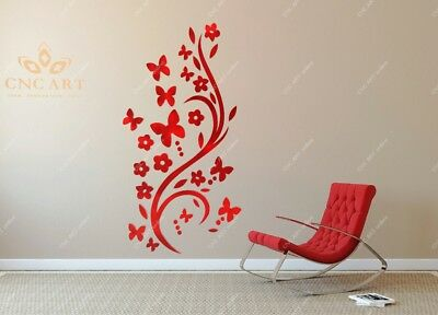 Wall decoration DXF CDR and EPS File For CNC Plasma, Router