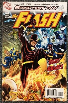 The Flash #5 (2010)