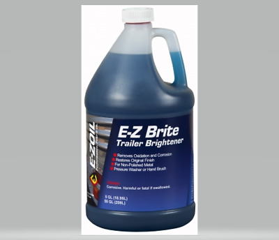 E-ZOIL E-Z Brite Trailer Cleaner - 1 Gallon Jug T90-01