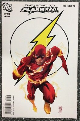 The Flash #9 (2011)