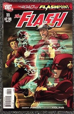 The Flash #11 (2011)