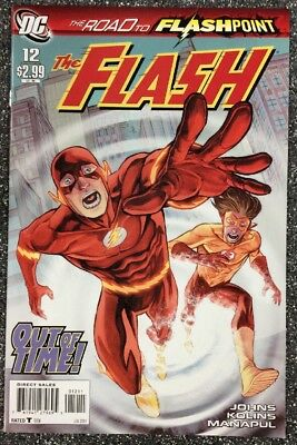 The Flash #12 (2011)