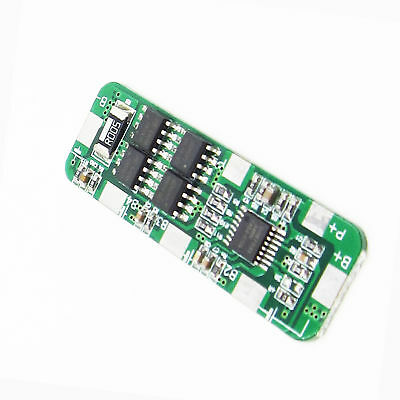 4A-5A PCB BMS Protection Board 4 Packs 18650 Li-ion lithium Batterie Cell 4S BAF