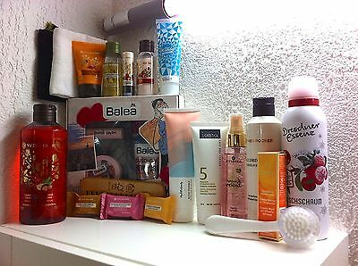 Lot Soins Corps Douche Yves Rocher Body Shop Decay Faced Sephora Ioma VAL+100€