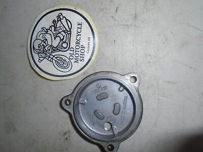 1982 - 1983 Can Am Sonic 500 Oil Filter Cover Oem 212620