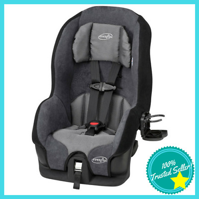 Evenflo Tribute LX Convertible Child, Toddler, or Infant Car Seat Safety Saturn