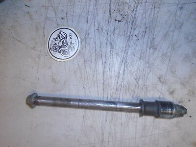 1982 Honda Cb750 Nighthawk Rear Axle Bolt W/ Spacers