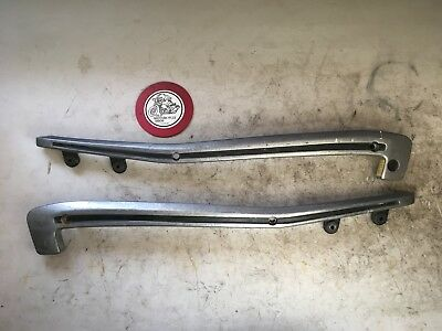 1982 Honda Cb750 Sc Nighthawk Left & Right Tail Trim Oem