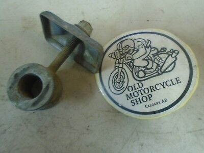 1983 Suzuki Sp250 D Rear Chain Adjuster