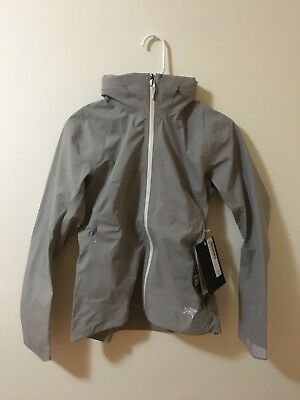 MSRP $399 NWT Arc'teryx A2B Commuter Hard shell Goretex Women's Medium
