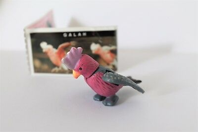 YOWIE Series 1 Galah Paper+Toy Collectable Cadbury