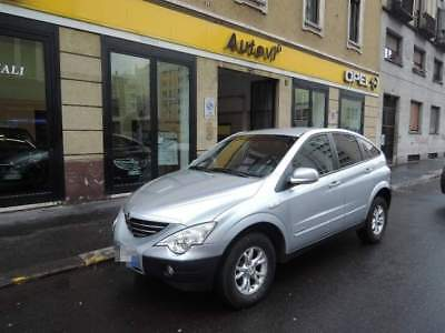 SSANGYONG Actyon 2.0 XDi 4WD Style Cambio Automatico