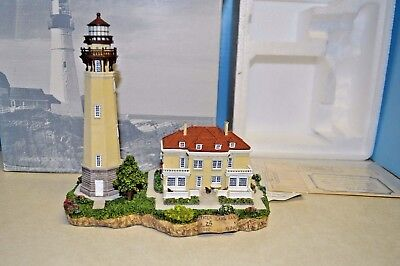 Harbour Lights Lighthouse #330 Staten Island Range (NY) Limited Ed 2006 #25/4500