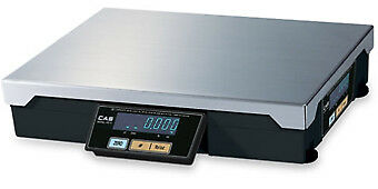 Cas Corp, Scale, Pos Interface Scale, 60Lb, Weighs In Lbs And Ounces, Dual Range