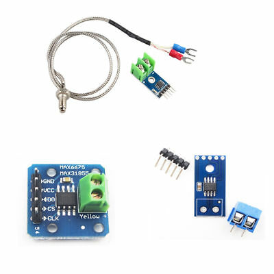 Hot K Type SPI MAX6675 Thermocouple Sensor Breakout Board Cable ASS