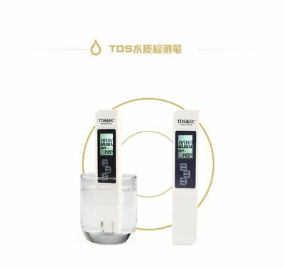 Low Cost TDS&EC Monitor Water Quality Tester Daily Life Lab PH Testing Strips