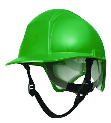 North by Honeywell CG8004 Force Hard Hat with Additional Back-Of-Head Pro... New