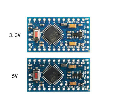 Pro Mini  ATMEGA328P 5V/16MHz 3.3V/8MHz  Compatible to PRO mini ASS