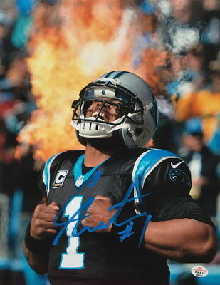"062 Cam Newton - Carolina Panthers NFL Player 14""x18"" Poster"