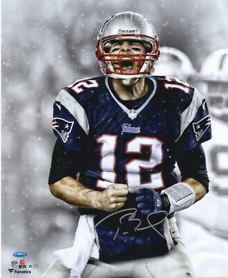 "122 Tom Brady - New England Patriots Super Bowl MVP NFL Player 24""x29"" Poster"