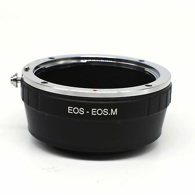 Lens Adapter for Canon EOS EF EFS to M M2 M3 EF-M Mirrorless Digital Camera
