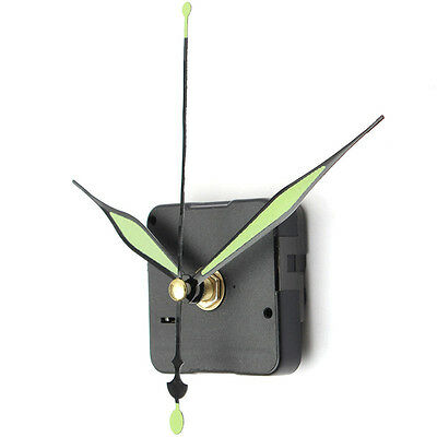 Quartz Wall Clock Spindle Movement Mechanism Part Noctilucent Repair Tool DE