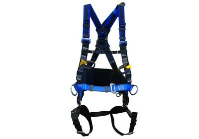 Multi-Point Safety Harness – with Rescue Strap (P-61)