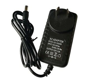 AC 100V-240V Switching Power Supply DC 12V 2A Adapter 24W 2000mA AU plug 5.5mm
