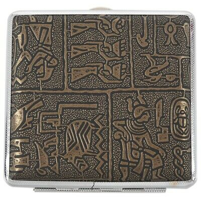 Egyptian style Ultra-thin cigarette case FP